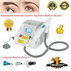 Pigment Embroidery Eyebrow Yag Laser Tattoo Scar Remover Skin Whitening Machine