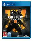 Call of Duty Black Ops 4 Playstaion 4 PS4 (New & Sealed)