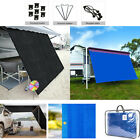 Shatex 90%RV Awning Sun Shade Privacy Screen Free Kit with Grommets,Various Size