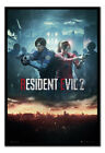 Resident Evil 2 City Magnetic Notice Board Inc Magnets