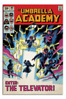 Laminated The Umbrella Academy Eanter The Televator Poster Official Licensed