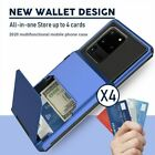 For Samsung Galaxy S20 Ultra PLUS (Mobile Phone Cases TPU Case With Card Wallet
