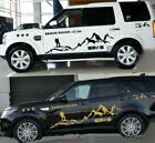 Graphics Mountain Car Sticker Fit For Land Rover Discovery Decal Cross Country
