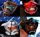 Halloween Japanese Prajna Devil Hannya Noh Kabuki Demon Oni Samurai Mask Hot