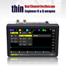 More images of FNIRSI-1013D Mini Tablet Digital Oscilloscope 2 Channels 100M Bandwidth 1GS Rate