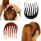 Volume Inserts Hair Clip Bump It Up Bouffant Hair Comb Bun Maker Hair Acce C0r0