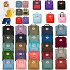 16/20L Unisex Fjallraven Kanken Borse Shoulder zaino Travel School Casual Zaino