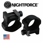 Nightforce X-Treme Duty Ultralite Rings (6 Screw)
