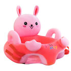 Cute Child Baby Seats Plush Baby Chair Learning Sit Sofa Support Seat Cover