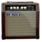 Chase Guitar Amplifier For Electric Acoustic Or Bass Guitar Combo