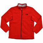 The North Face Jacket Mens Fleece Lined 200 Wt Cinder Zip Pockets S M Xl New Nwt