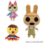 Animal Crossing Zucker Merry Coco Plush Toys Soft Figure Doll Kids Birthday Gift