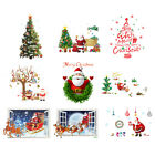 Removable Pvc Wall Sticker Christmas Themed Art Decals For Home Xmas Decor