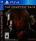 Metal Gear Solid V: The Phantom Pain (Sony PlayStation 4, 2015)