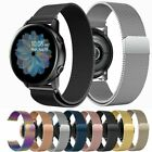 Samsung Galaxy Watch Active 2 40mm 44 Magnetic Milanese Loop Strap Bracelet Band