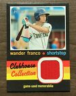 2020 Topps Heritage Minor League Clubhouse Collection Relic ~ Pick your Card
