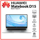 Huawei Matebook D15  Ryzen5 Ryzen7 Radeon Rx Vega 10 Window Laptop 8gb+512gb Ssd
