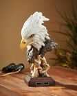 Sovereign - Eagle Sculpture by Stephen Herrero