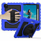 """For Apple iPad Air 4th Generation 2020 10.9"""" Heavy Duty Rotate Handle Case Cover"""