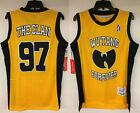 Wu-Tang Clan Wu-Tang Forever Album 1997 Authentic Basketball Hip Hop Rap Jersey