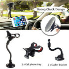 Universal Car Phone Holder 360° Rotate Windshield Mount Stand For Cell Phone GPS