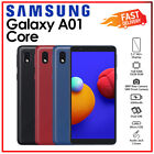 (unlocked) Samsung Galaxy A01 Core Black Blue Red 1gb+16gb Android Mobile Phone