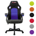 Office Chair Swivel Executive Adjustable Seat Racing Gaming PU Leather Computer