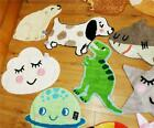 Sass & Belle Cotton Rugs Kids Childrens Bedroom Rugs Carpets Nursery Decor Gift