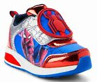 SPIDER-MAN MARVEL AVENGERS Light-Up Sneakers Shoes NWT Sz. 7 8 9 10 11 or 12 38