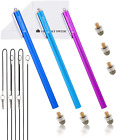 The Friendly Swede Replacement Tips For Extra Long Fiber Tip Stylus (10 Pieces)