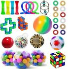 5-50pcs Fidget Sensory Toys Autism Stress For ADHD Relief Special Need Education