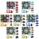 Kids Carpet Playmat Rug City Life for Playing with Cars - Play and Have Fun -