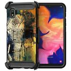 For Samsung Galaxy A10e / A20e Full Armor Belt Clip Holster Case