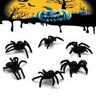 Halloween Decorative Spiders Plastic Fake Spider Toys K2p9 Novelty R1j3