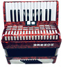 More images of Hohner Piano Accordion Student 26 Keys 48 Bass Posted from UK address