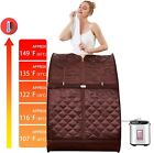 NEW OppsDecor 2L Portable Folding Steam Sauna SPA Loss Weight Detox Therapy Tent
