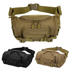Outdoor Tactical Molle Belt Waist Bag Pack Military Pouch Phone Pocket 2 Colors