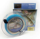 Snowbee XS-Plus Fly Line Floating Twin Colour Rainbow Trout Nano Coating Fishing