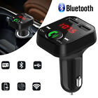 Wireless Bluetooth Car FM Transmitter MP3 Player Radio Adapter USB Charger Hot