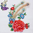1PCS Embroidery Colorful Flower Appliques Triming Clothes Sewing Patch WT96