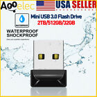 2TB Mini Flash Drive USB 3.0 Memory Stick Storage Pen Drive U Disk For PC Laptop