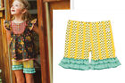 NEW wild flowers shorties size 6m/12m/2/4/6/12/14