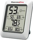 Thermopro TP50 Digital Hygrometer Indoor Thermometer Room Thermometer and Humidi