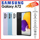 (unlocked) Samsung Galaxy A72 8gb+256gb Black White Blue Android Mobile Phone