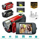 16X Digital Video Camera Camcorder Full HD 1080P 16MP Zoom Vlogging for YouTube
