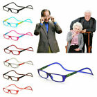 Magnetic Hang neck Reading Glasses Portable Magnetic 1.0 1.5 2.0 2.5