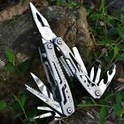Multifunction Stainless Steel Multi-tool Pocket Knife Pliers Folding Outdoor