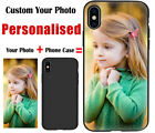 New Customize Personalised Ultra Thin Phone Case Cover Custom Printed Photo Logo