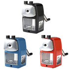 CARL Angel-5 Pencil Sharpener Red / Black / Blue Colors