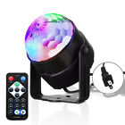 Disco Party Lights Strobe LED DJ Dance Ball Sound Activated Bulb Lamp Decoration